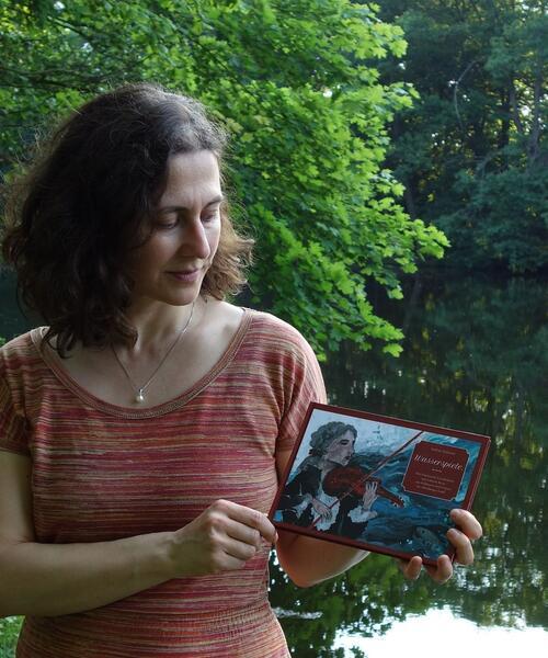 Marlene Hofmann Kurzgeschichten Altenburger Land