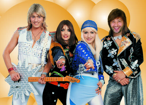 ABBA The Best a4you Show