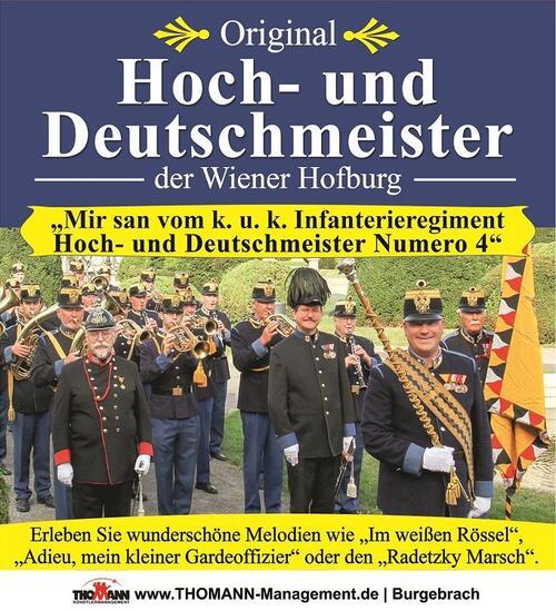 Hoch- und Deutschmeister Wien in Greiz
